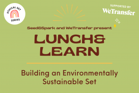 Lunch&Learn: Building an Environmentally Sustainable Set